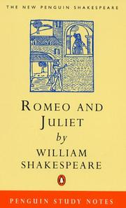 "Cover of: ""Romeo and Juliet"" by Susan Quilliam"
