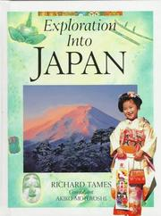 Cover of: Exploration into Japan | Richard Tames