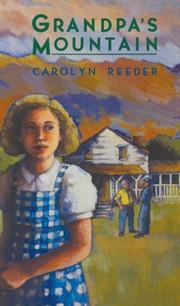 Cover of: Grandpa's mountain | Carolyn Reeder