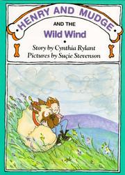 Cover of: Henry and Mudge and the Wild Wind | Cynthia Rylant