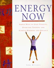 Cover of: Energy Now | Emma Mitchell