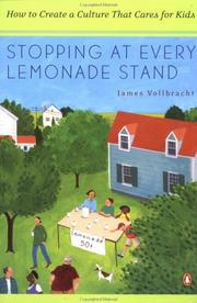 Cover of: Stopping at Every Lemonade Stand | James Vollbracht