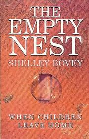 Cover of: The empty nest | Shelley Bovey
