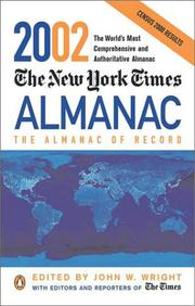 Cover of: The New York Times Almanac 2002 | John W. Wright