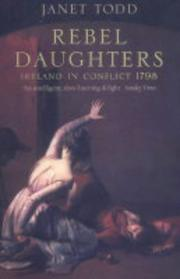 Cover of: Rebel Daughters | Janet Todd
