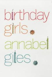 Cover of: Birthday Girls | Annabel Giles