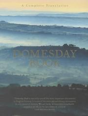 Cover of: Domesday Book (Alecto Historical Editions) | Alecto Historical Editions