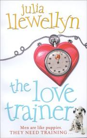 Cover of: The Love Trainer | Julia Llewellyn