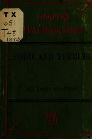 Food and feeding