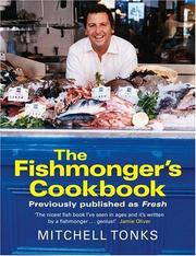 Cover of: The Fishmonger's Cookbook | Mitchell Tonks