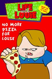 Cover of: No more pizza for Louie | Katy Hall