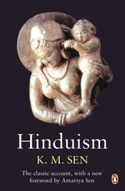 Cover of: Hinduism | Kshitmohan Sen