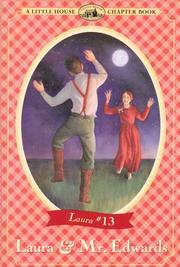 Cover of: Laura & Mr. Edwards | Laura Ingalls Wilder