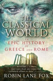 Cover of: Classical World | Robin Lane Fox