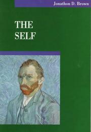 Cover of: The self | Jonathon D. Brown