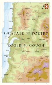 Cover of: THE STATE OF POETRY | ROGER MCGOUGH