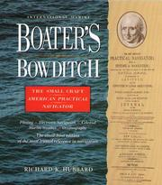 Cover of: Boater's Bowditch | Richard K. Hubbard
