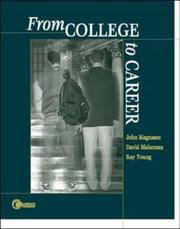 Cover of: From Classroom to Career | John Magnasco