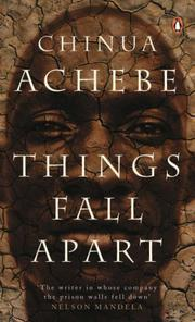 Cover of: Things Fall Apart | Chinua Achebe