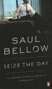 Cover of: Seize the Day | Saul Bellow