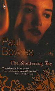 Cover of: Sheltering Sky | Paul Bowles