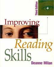 Cover of: Improving Reading Skills by Deanne K. Milan
