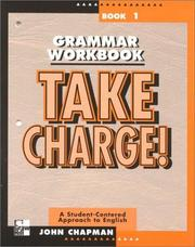 Cover of: Take Charge! | John Chapman