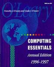 Cover of: McGraw-Hill Computing Essentials | Timothy J. O'Leary