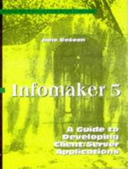 Cover of: InfoMaker 5 professional reference | Jane Roseen