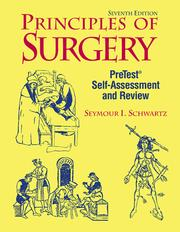 Cover of: Principles of Surgery Self-Assessment and Review by Seymour I. Schwartz