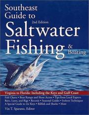 Cover of: South East Guide to Saltwater Fishing and Boating by Vin Sparano