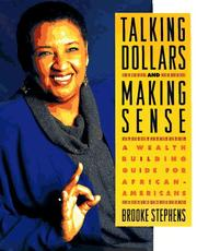 Cover of: Talking Dollars and Making Sense by Brooke Stephens