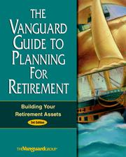 Cover of: The Vanguard Guide to Planning for Retirement by Vanguard Group of Investment Companies