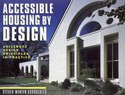 Cover of: Accessible Housing by Design | Steven Winter Associates