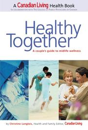 Cover of: Healthy Together | Christine Langlois