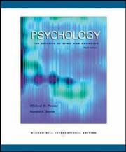 Cover of: Psychology | Michael Passer