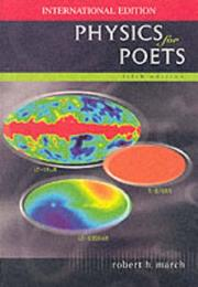 Cover of: Physics for Poets | Robert March
