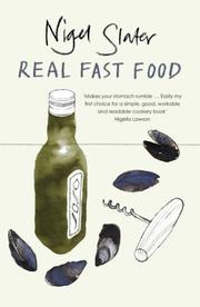Cover of: REAL FAST FOOD | Nigel. Slater