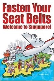 Cover of: Fasten Your Seat Belts by Lee Gek Ling