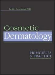 Cover of: Cosmetic Dermatology by Leslie S. Baumann