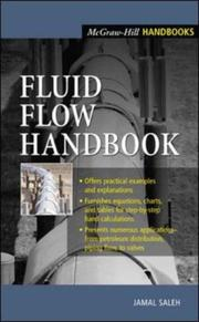 Cover of: Fluid Flow Handbook by Jamal Saleh