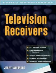 Cover of: Television Receivers | Jerry Whitaker