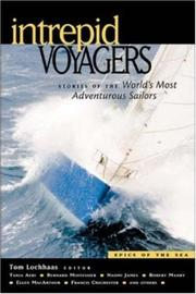 Cover of: Intrepid Voyagers by Tom Lochhaas