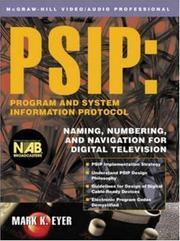 Cover of: PSIP by Mark Eyer