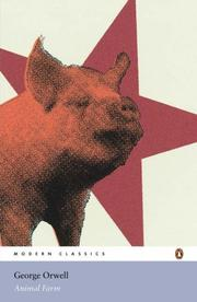 Cover of: Animal Farm by George Orwell