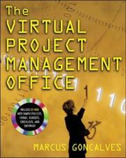 Cover of: Implementing the Virtual Project Management Office by Marcus Goncalves