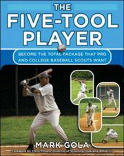 Cover of: The Five-Tool Player by Mark Gola