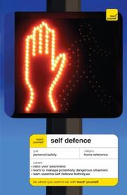 Cover of: Teach Yourself Self-Defence | Robert G. Ross