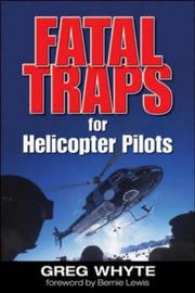 Cover of: Fatal Traps for Helicopter Pilots by Greg Whyte