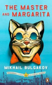 Cover of: Master and Margarita, The by Mikhail Afanasevich; Ginsburg, Mirra (translator) Bulgakov